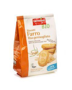 Biscoitos De Trigo Espelta Bio