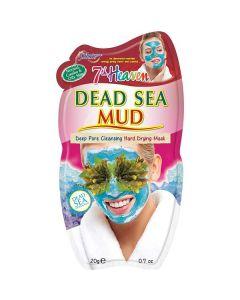Máscara Facial C/Lama Do Mar Morto