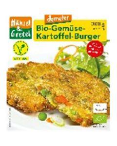 Pastel Vegetais Batata Ultracongelado Vegan Bio