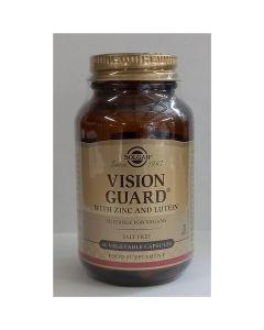 Vision Guard Vitaminas Com Zinco E Luteína 60 Cáps Vegetais