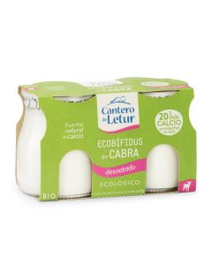 Iogurte Ecobifidus Cabra Desnatado Bio