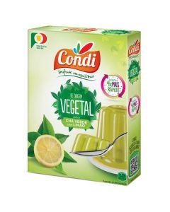 Gelatina Vegetal Sabor Chá Verde C/ Limão