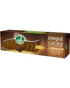 Bolacha Integral De Cacau