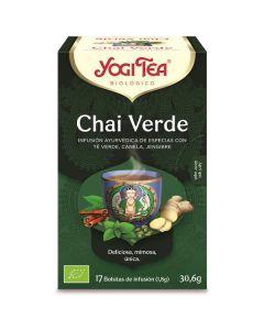 Chá Verde Chai Bio