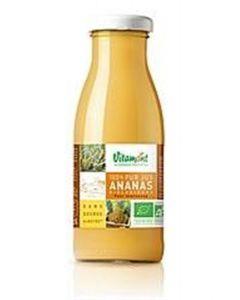 Sumo Bio Ananas (Garrafa)