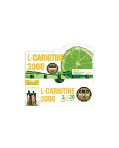 L-Carnitine 3000 Goldnutrition