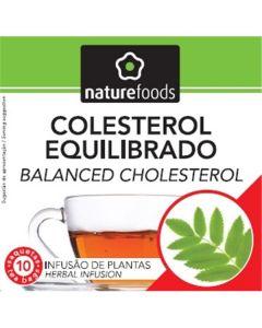 Chá Colesterol Equilibrado