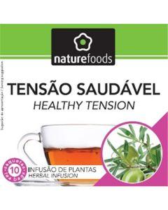Chá Tensão Saudável