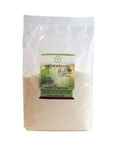 Farinha De Trigo Branca T65 Bio