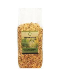 Flocos 5 Cereais Bio