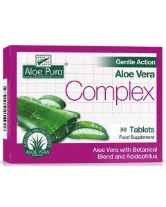 Suplemento Alimentar Com Aloe Vera  - Ação Suave