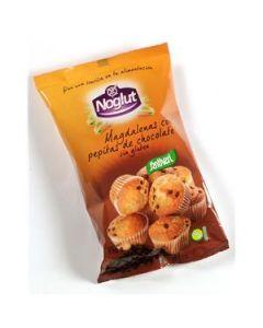 Noglut Madalenas Com Pepitas De Chocolate.