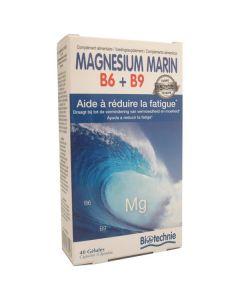 Magnésio Marinho + Vitaminas B6 E B9