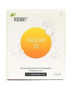 Magnesium 300 + Vitaminas Do Complexo B