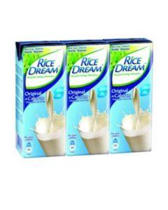 Bebida De Arroz Cálcio Vitamina D2 & B12 (Pack 3)