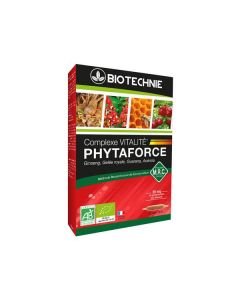 Phytaforce Bio 20 Ampolas