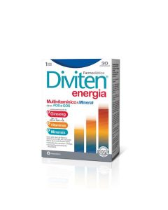 Diviten Energia Comprimidos