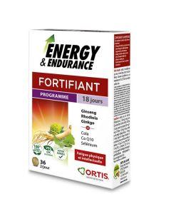 Energy & Endurance - Suplemento Alimentar