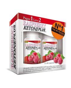 Raspberry Ketone Plus 60 Cápsulas Pague 1 Leve 2