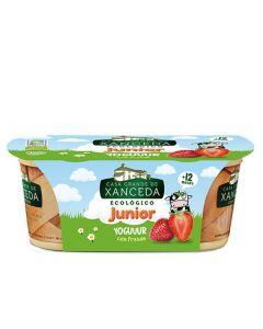Iogurte Júnior Morango Bio
