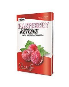 Raspberry Ketone Com Cáscara Sagrada