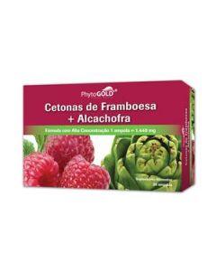 Cetonas De Framboesa + Alcachofra