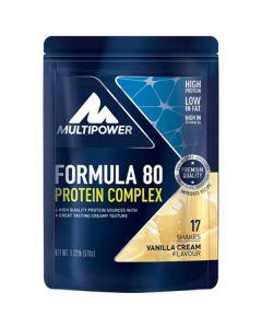 Preparado Proteico Pó Fórmula 80 Baunilha