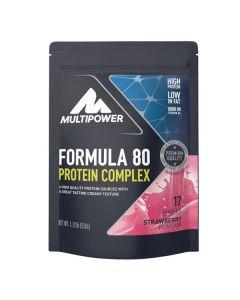 Preparado Proteico Pó Fórmula 80 Morango