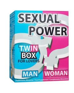 Sexual Power Twin Box