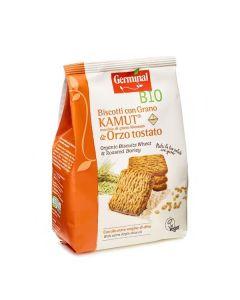 Biscoitos De Kamut + Cevada Bio