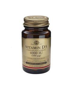 Vitamina D3 4000Iu 100Mcg