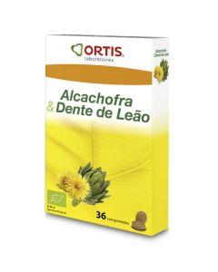 Alcachofra E Dente-De-Leão