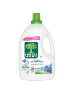 Detergente Roupa Floral