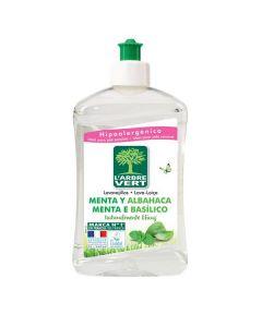 Detergente Menta E Manjericão