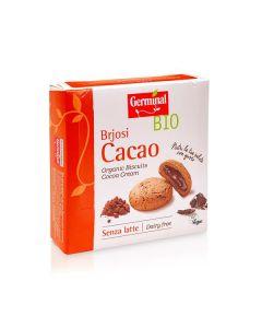Biscoitos Com Creme De Cacau Bio