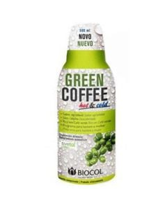 Green Coffee Hot&Cold