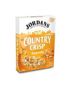 Cereais Country Crisp Com Mel E Frutos Secos