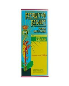 Resolutivo Regium - Sabor A Limão