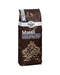 Muesli Aveia Chocolate Bio Sem Glúten