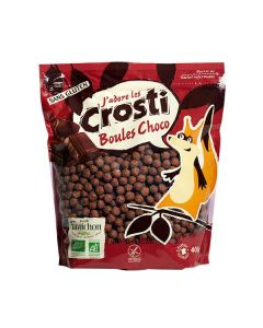 Crosti Bolinhas Chocolate S.G.