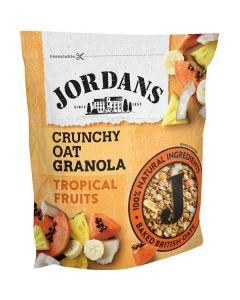 Granola Crocante Com Frutos Tropicais