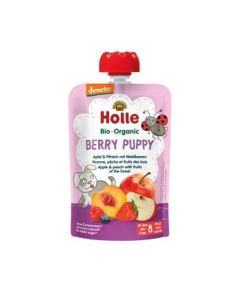 Berry Puppy Puré De Frutos Bio 8M