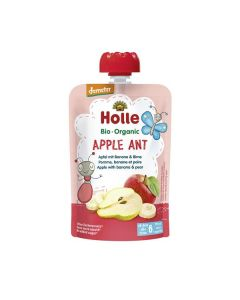 Apple Ant Puré De Frutos Bio Saqueta 6M