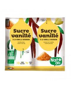 Açúcar Baunilhado Biológico