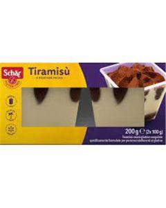 Sobremesa Tiramisu Congelado Sem Glúten