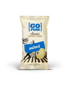 Batatas Fritas Bio Com Sal