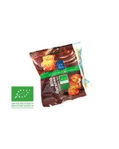Mini Biscoitos Forma Urso Chocolate