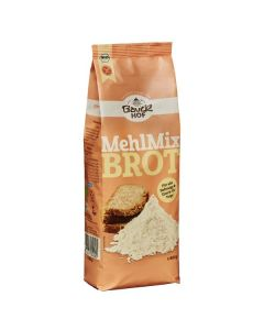 Mistura De Farinhas Para Pão Bio Sem Glúten