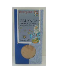Galanga (Moída) Bio