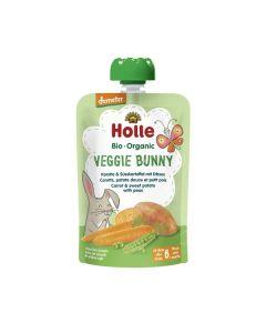 Veggie Bunny Puré Vegetais Bio 6M